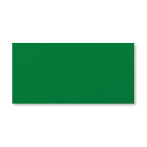 DL Deep Green Peel & Seal Envelopes
