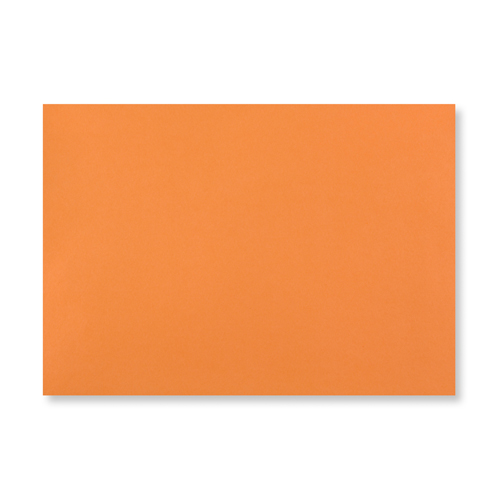 C5 MID ORANGE PEEL AND SEAL ENVELOPES (PACK OF 50)