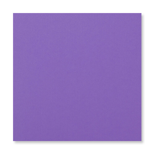 155mm Square Purple Peel & Seal Envelopes