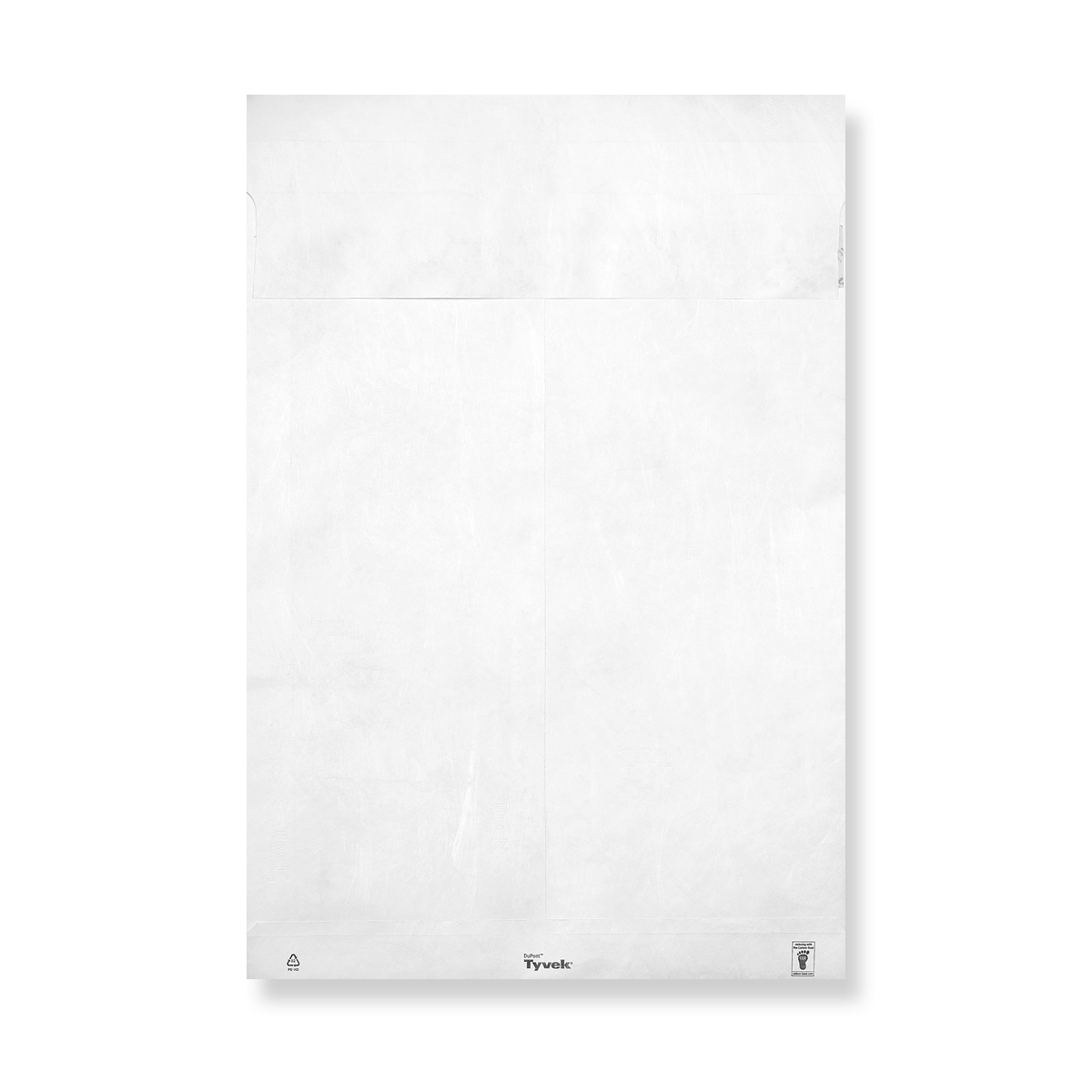 406 x 305mm WHITE TYVEK GUSSET ENVELOPES