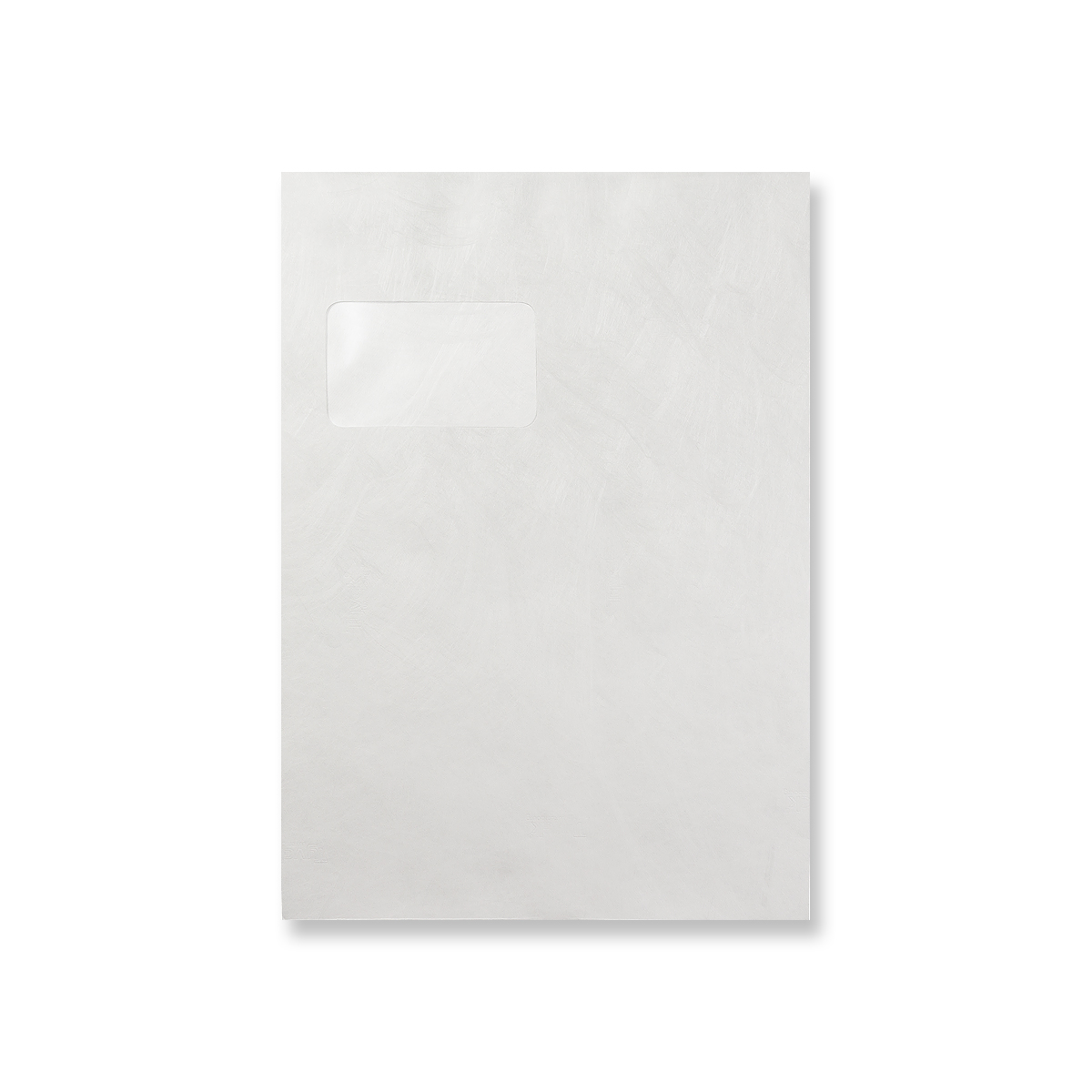 C4 WHITE TYVEK WINDOW ENVELOPES