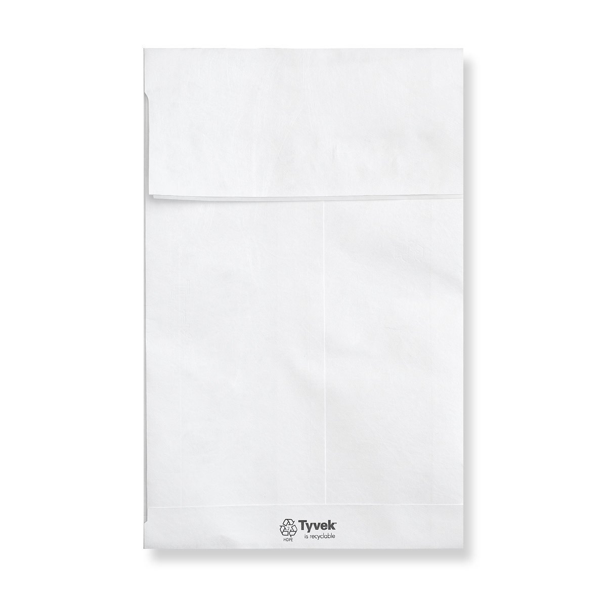 250 x 176mm WHITE TYVEK GUSSET ENVELOPES