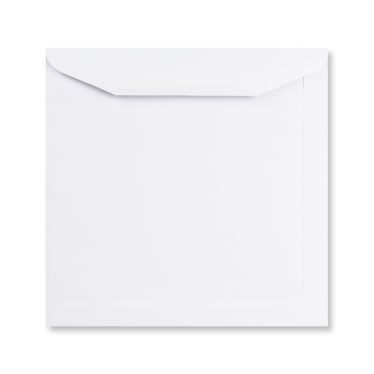 WHITE 220mm SQUARE GUMMED ENVELOPES
