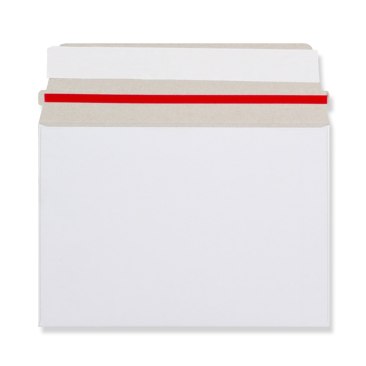 C6 WHITE ALL BOARD WALLET ENVELOPES