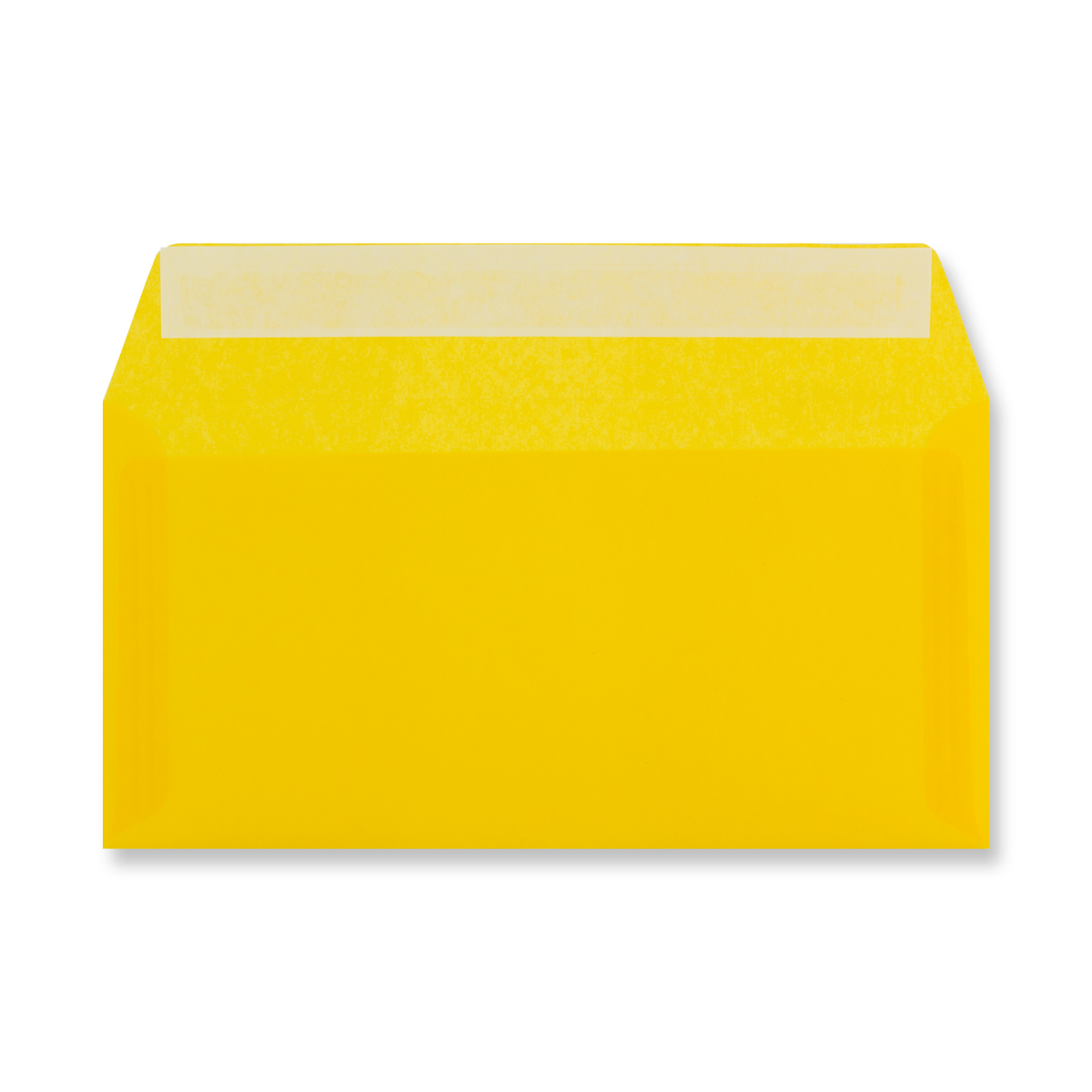 DL YELLOW TRANSLUCENT ENVELOPES