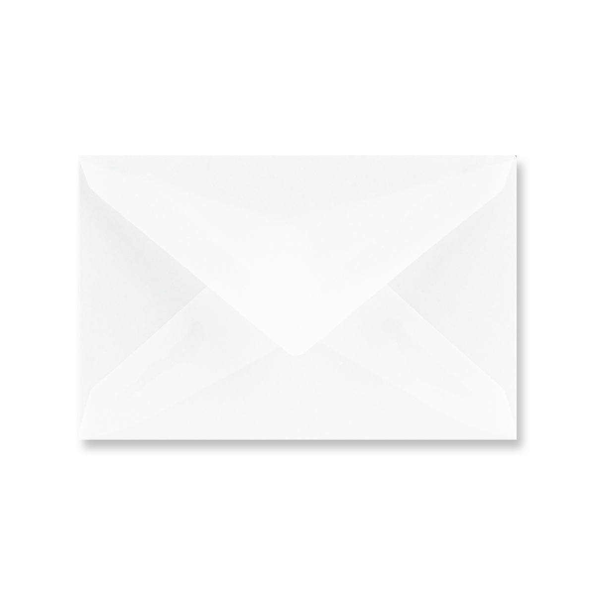 62 x 98MM CLEAR TRANSLUCENT ENVELOPES