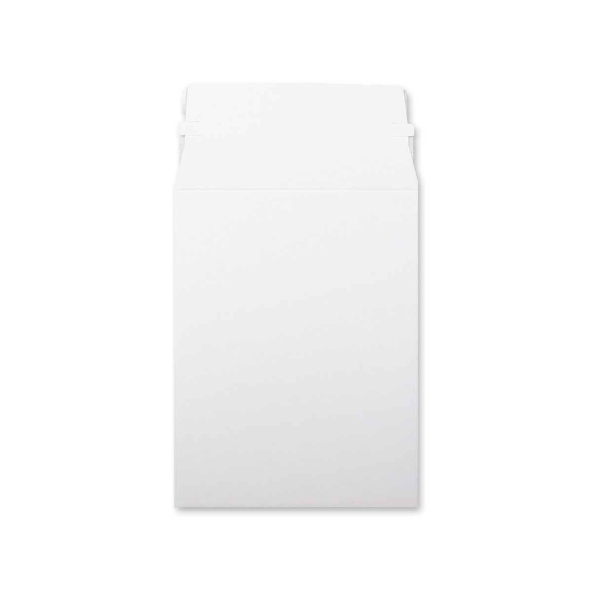 WHITE FLUTED 235x180mm ALL BOARD ENVELOPES