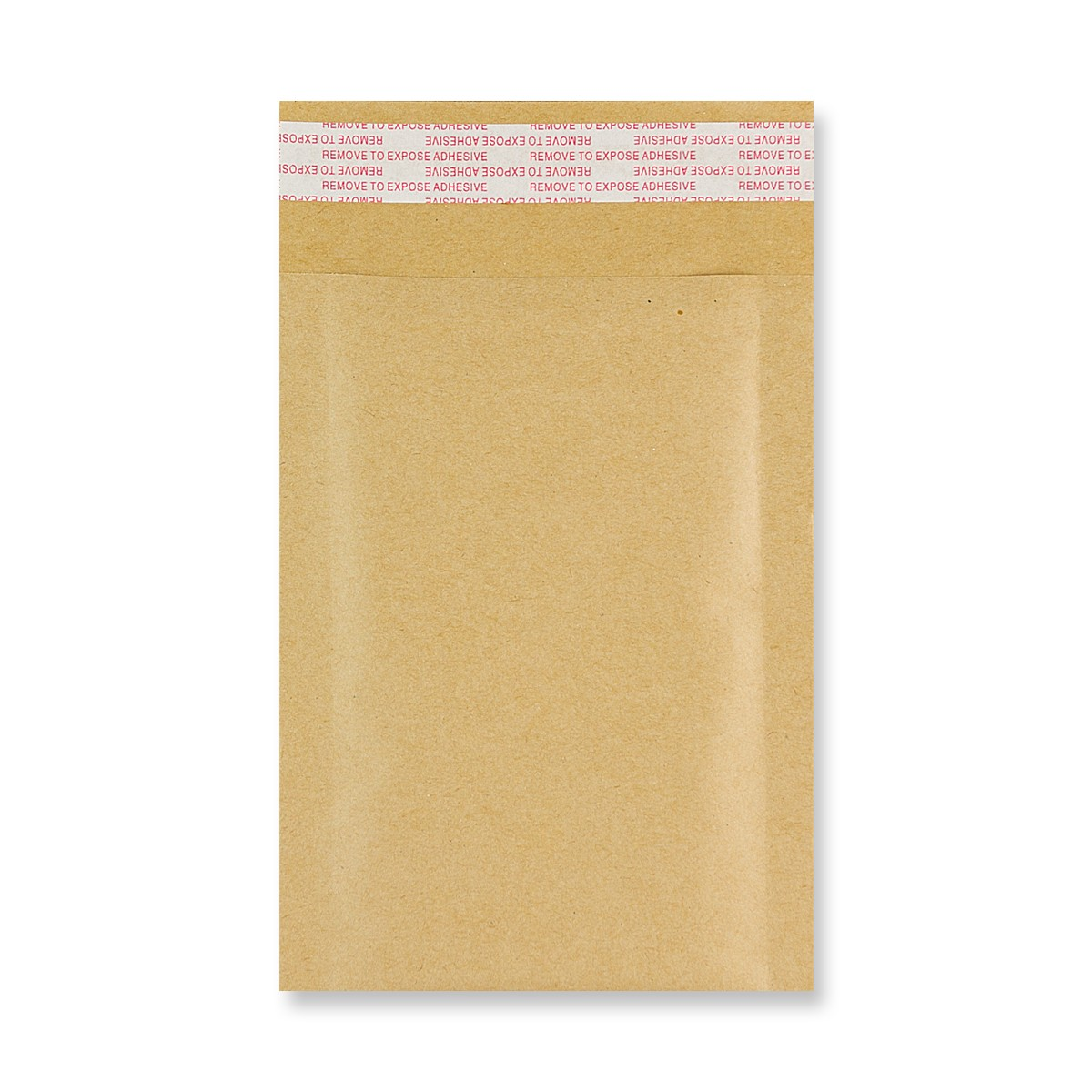 165 x 100mm MANILLA BUBBLE BAG ENVELOPES