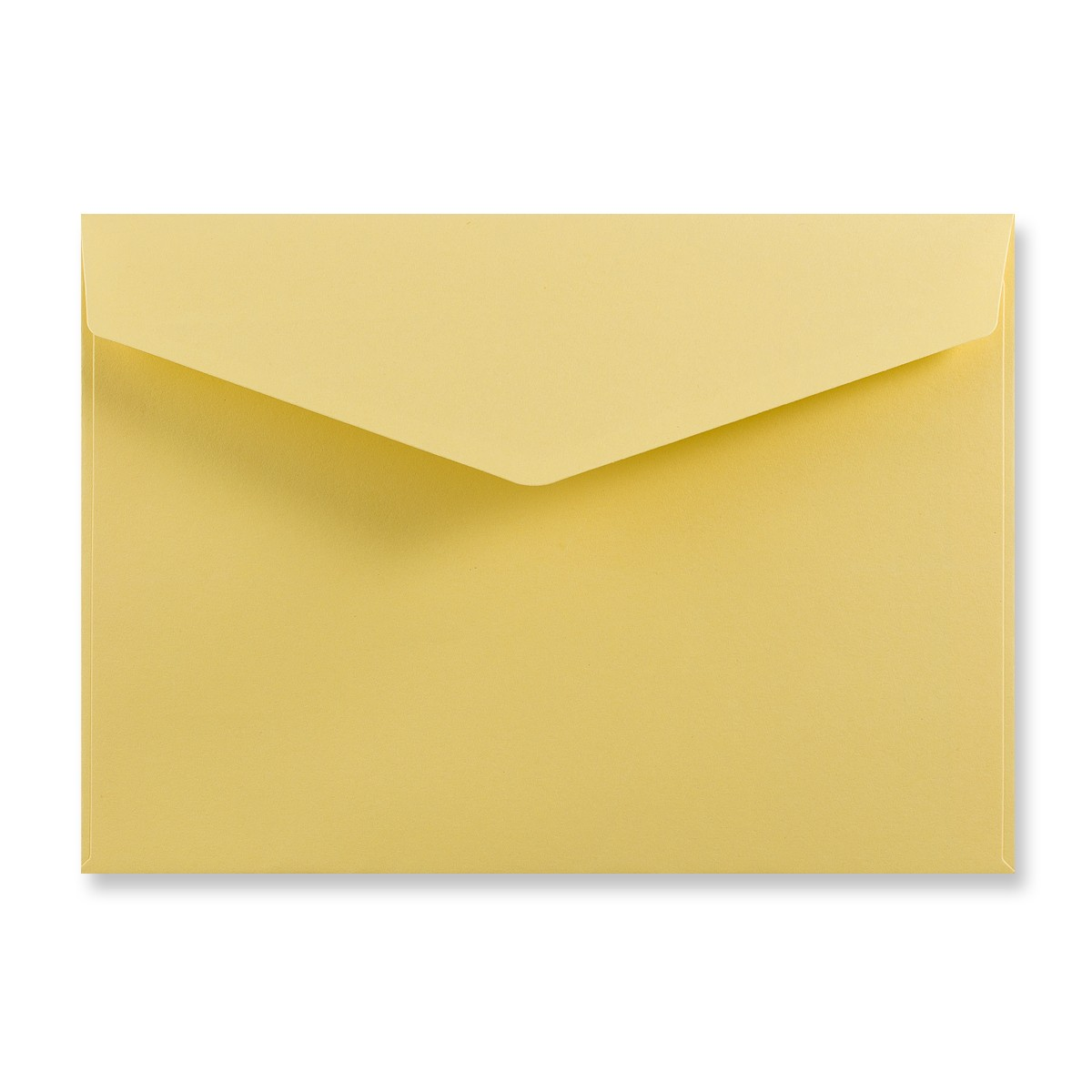 C5 YELLOW V-FLAP PEEL AND SEAL ENVELOPES
