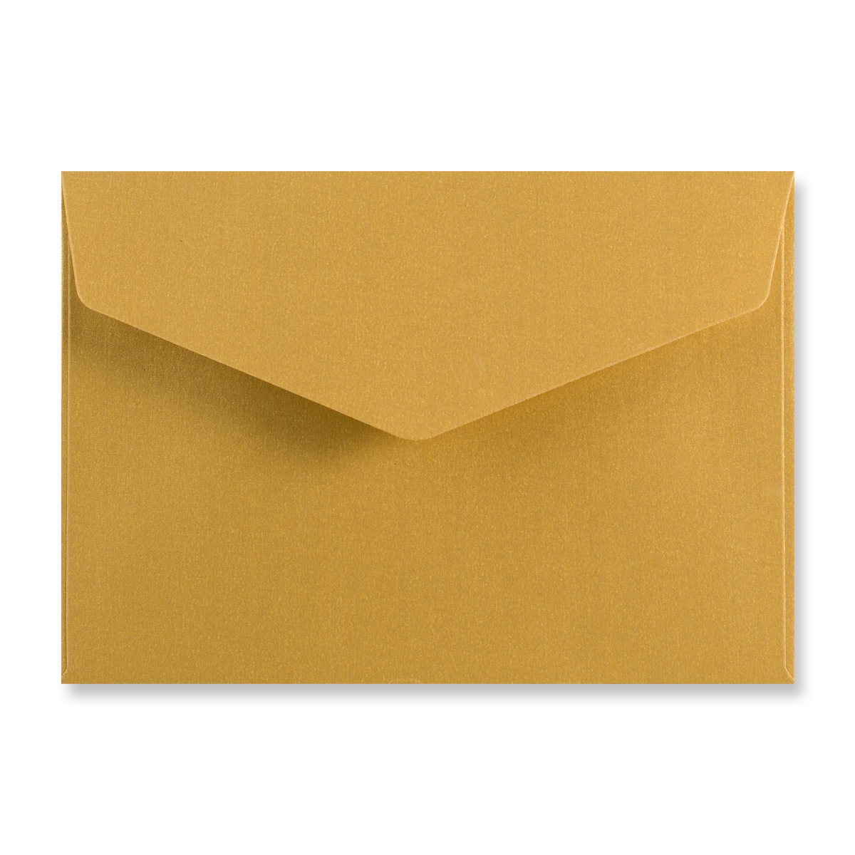 C6 GOLD V-FLAP PEEL AND SEAL ENVELOPES