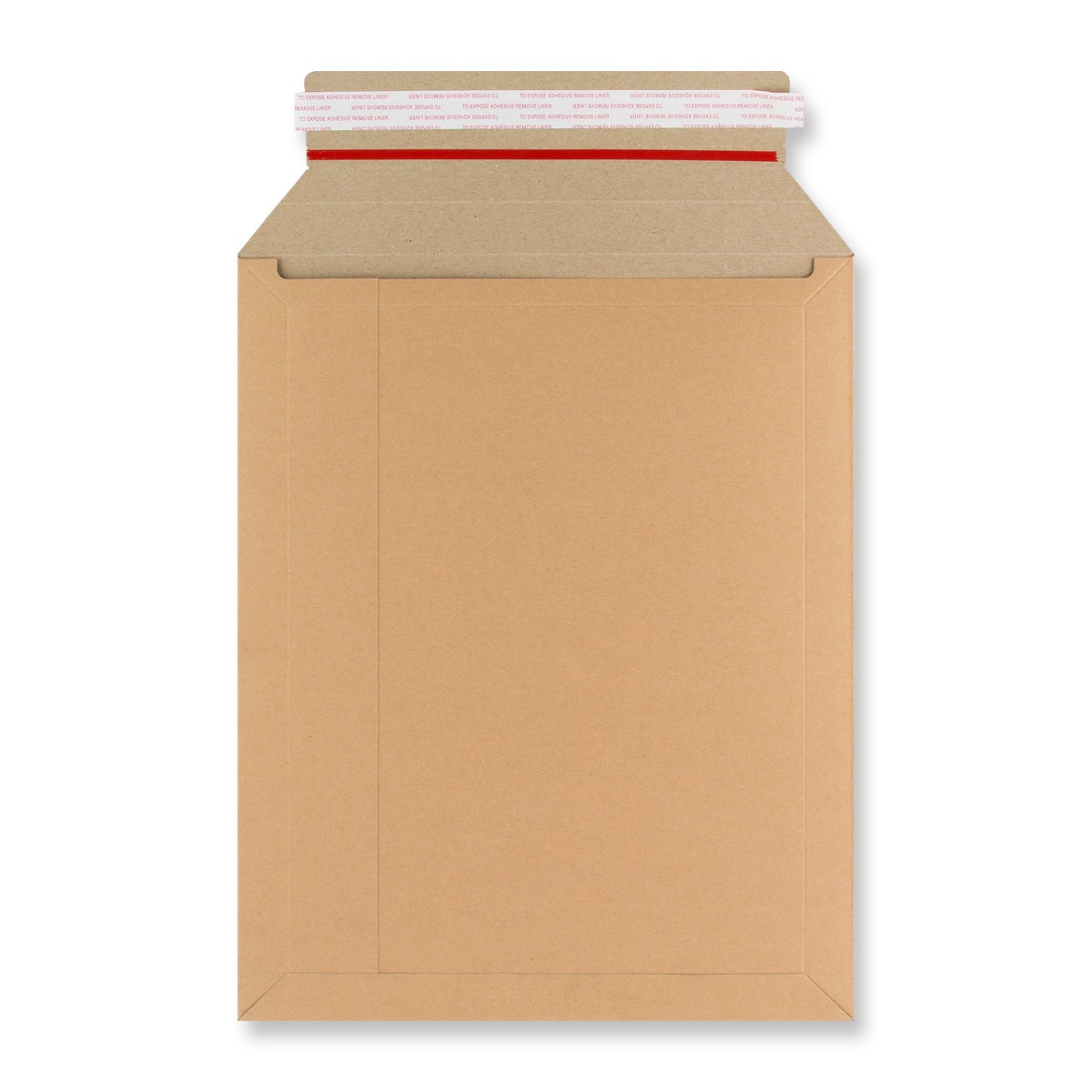 345 x 245mm SOLID MANILLA ALL BOARD MAILER ENVELOPES