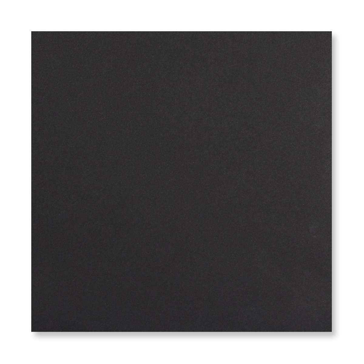 BLACK 155mm SQUARE ENVELOPES 120GSM