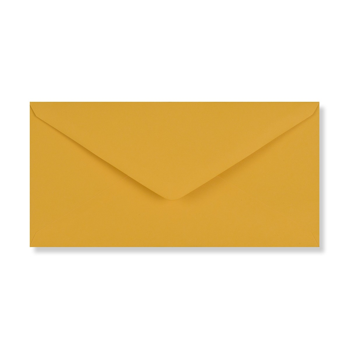 DL DEEP YELLOW ENVELOPES 120GSM