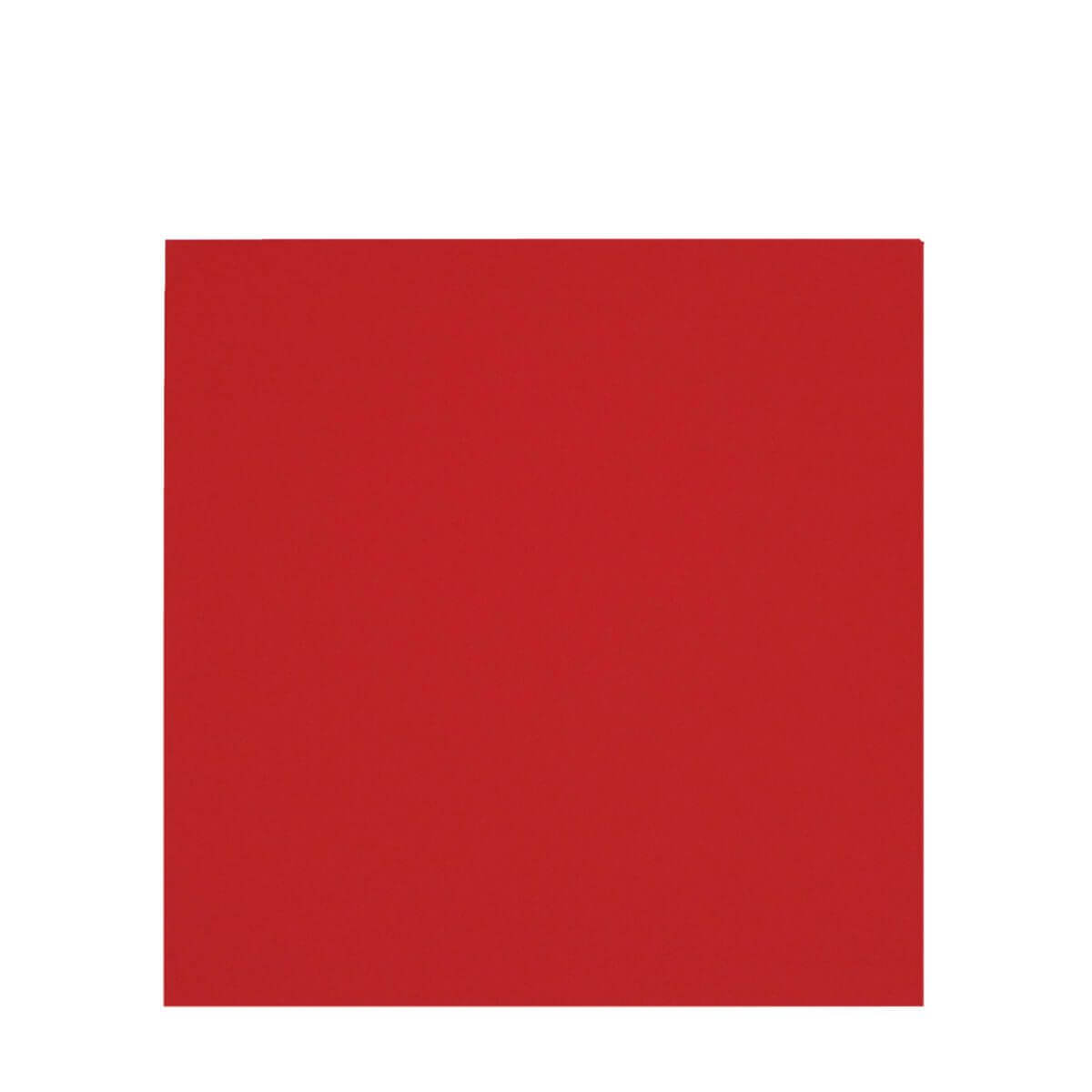 BRIGHT RED 220mm SQUARE PEEL & SEAL ENVELOPES