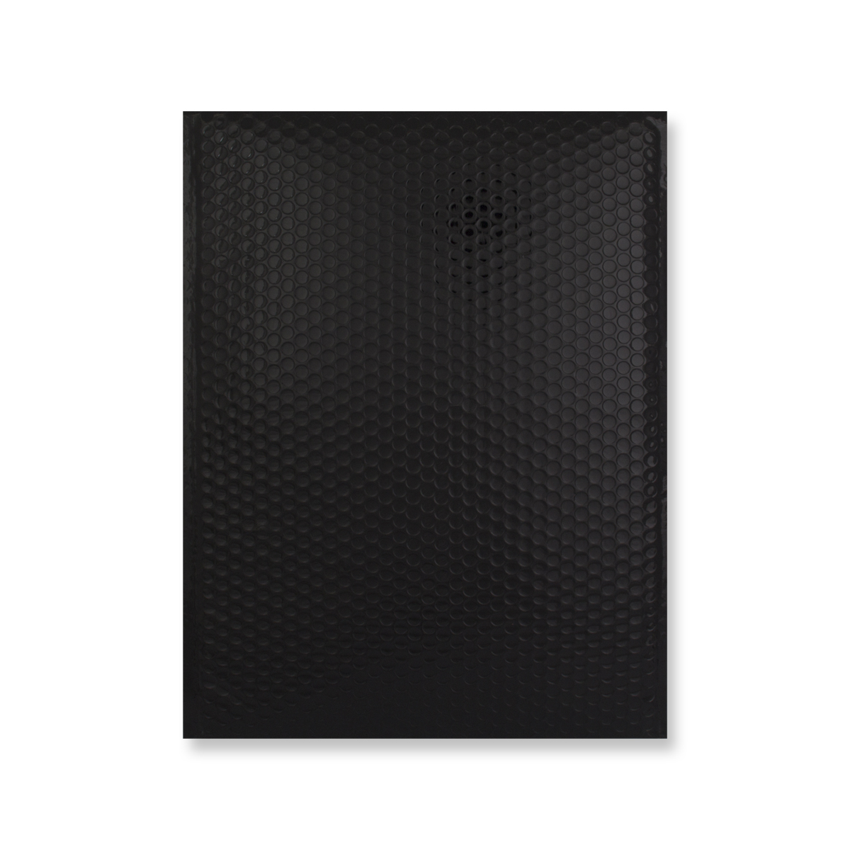 C3 GLOSS METALLIC BLACK PADDED ENVELOPES (450 x 320MM)