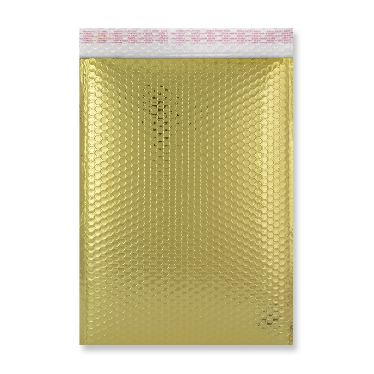 C3 GLOSS METALLIC GOLD PADDED ENVELOPES (450 x 320MM)