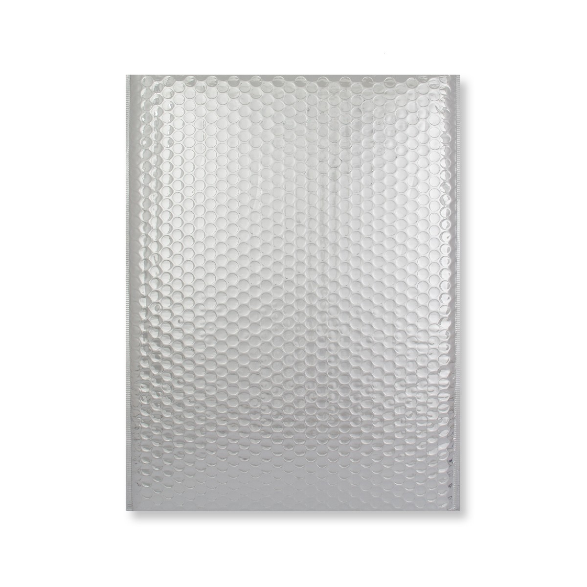 C3 GLOSS METALLIC SILVER PADDED ENVELOPES (450 x 320MM)