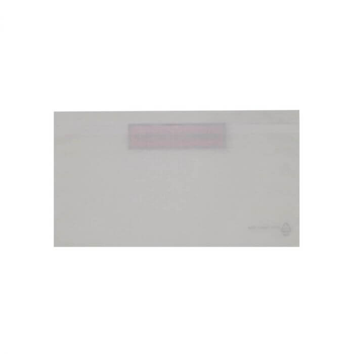 DL RECYCLABLE PAPER DOCUMENTS ENCLOSED WALLETS PRINTED (110 x 220mm)