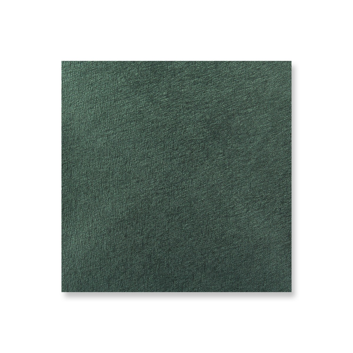 145 x 145mm FOREST GREEN POUCHETTES