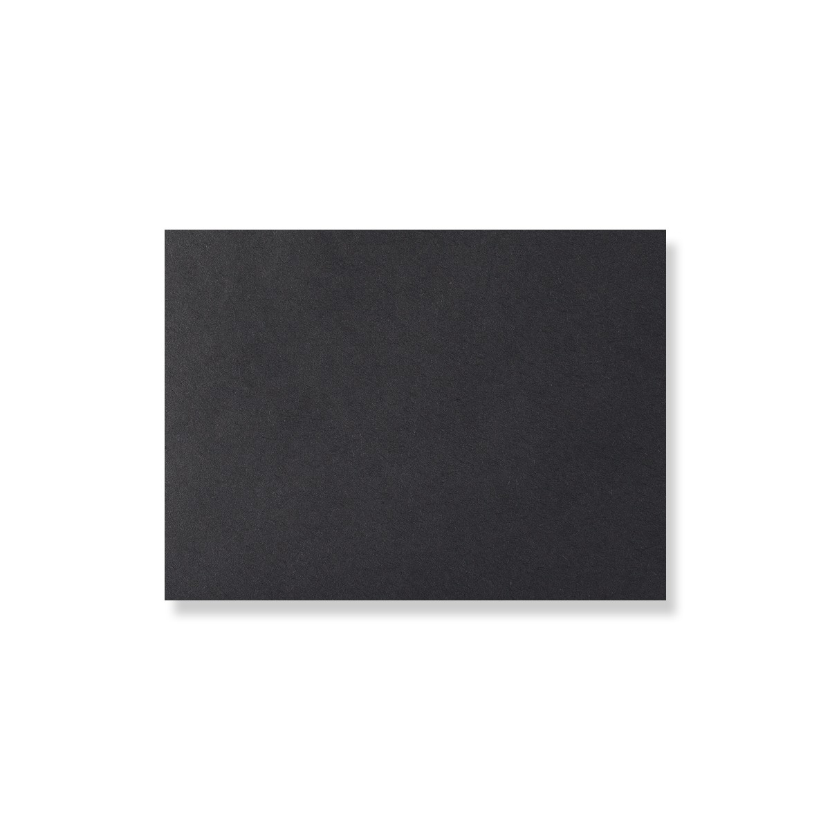 C7 Black Envelopes Lined With Red Paper