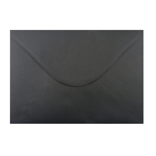 C5 Black Embossed Envelopes