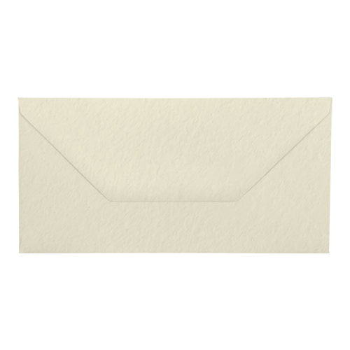 DL IVORY HAMMER EFFECT ENVELOPES