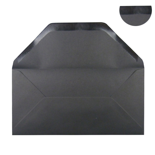 Black DL Envelopes