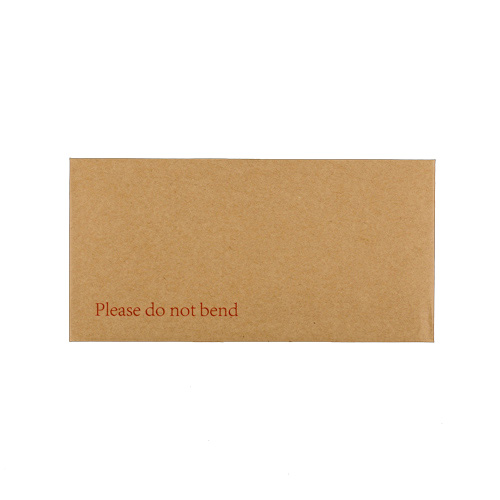DL MANILLA BASKET BOARD BACKED ENVELOPES 115/550GSM