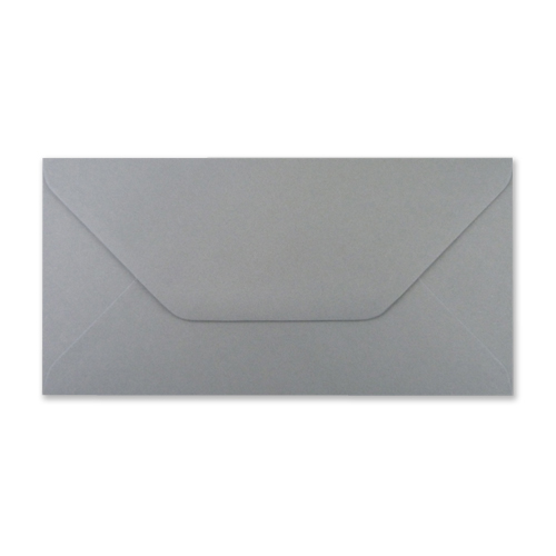 DL WAGTAIL GREY ENVELOPES 120GSM