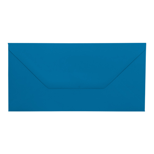 DL KINGFISHER BLUE ENVELOPES