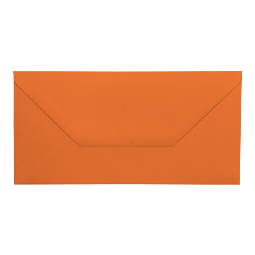 DL ORANGE ENVELOPES