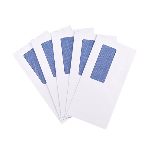 DL White Self Seal Window Envelopes