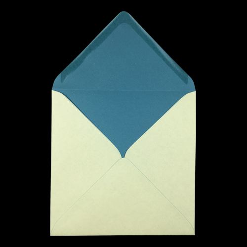 155mm Square Buttermilk Envelopes