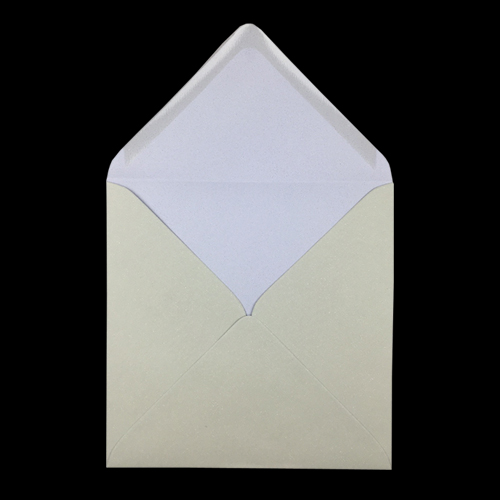 155mm Square Grey Envelopes