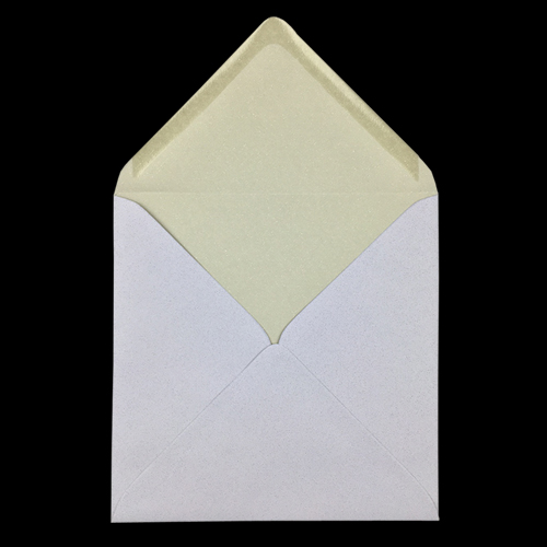 155mm Square Hyacinth Envelopes