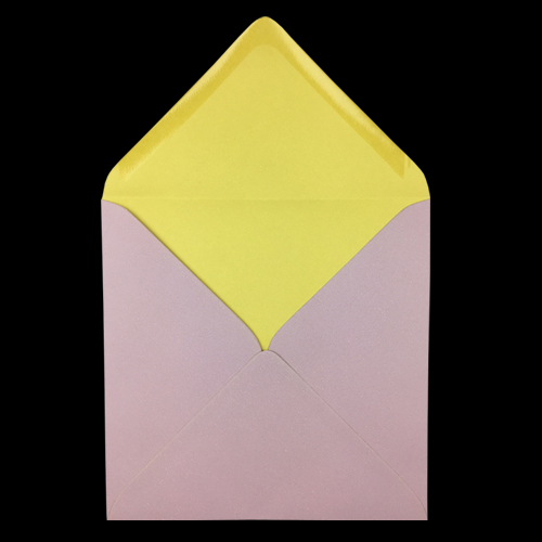 155mm Square Mulberry Envelopes