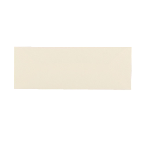 IVORY 89 x 183 mm ENVELOPES (i4)