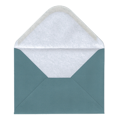 TEAL 133 x 184 mm ENVELOPES (i8)