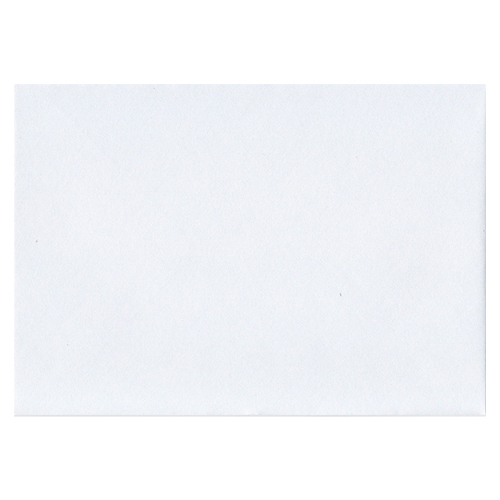 C6 PEARLESCENT WHITE ENVELOPES 120GSM