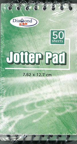 Jotter Pad (Pack of 8)