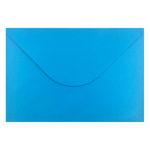 C5 + Bright Blue Envelopes
