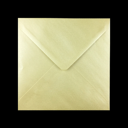 155mm Square Ivory Pearl 