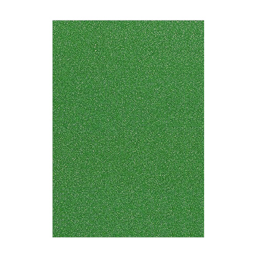 ASSORTED SUPER SMOOTH NON SHED GLITTER CARD