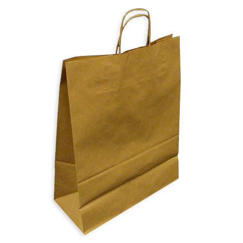 8613b99fae These Extra Large Kraft Carrier Bags are excellent quality and very strong.  This is a totally recycled product. Size 12