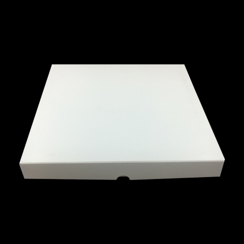 180 mm Square White Presentation Box