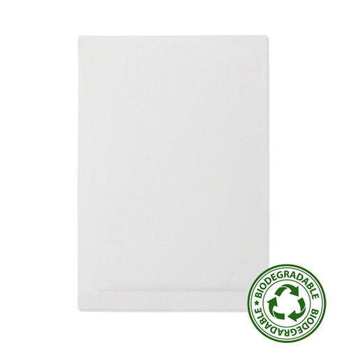 165 x 100mm WHITE PAPER PADDED ENVELOPES