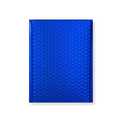 C4 matt metallic dark blue padded envelopes
