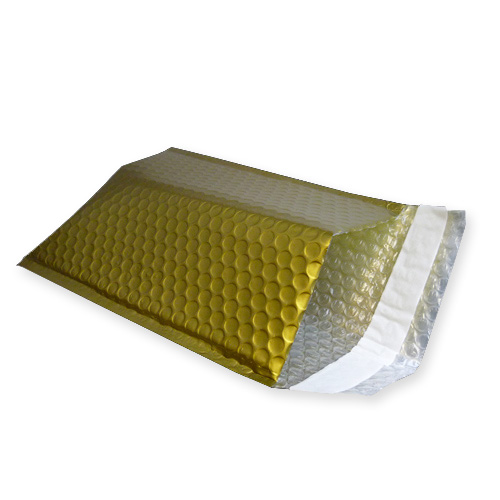 C5 + Gold Padded Envelopes