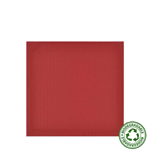 165 x 165mm RED PAPER PADDED ENVELOPES