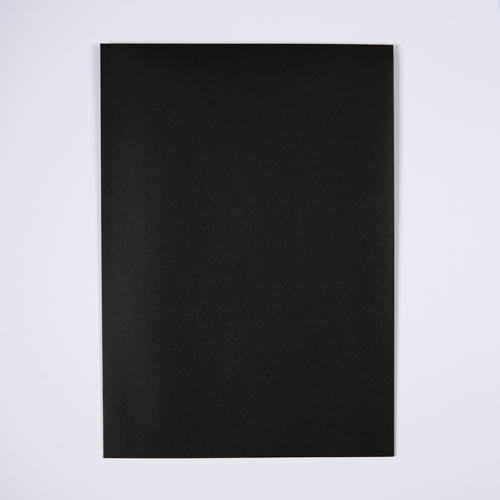 BLACK C4 180GSM PEEL AND SEAL ENVELOPES